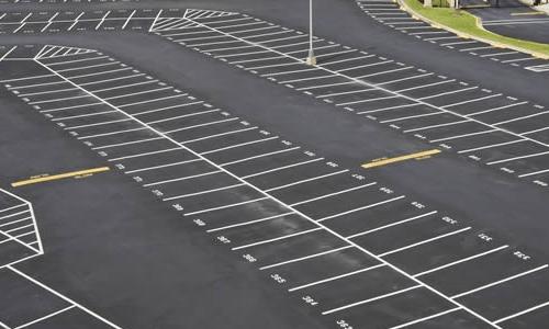 Parkeervakken {Plaats-nieuw}